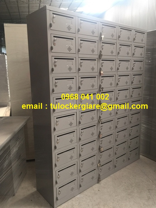 Tủ locker để thư cho chung cư, khu dân cư