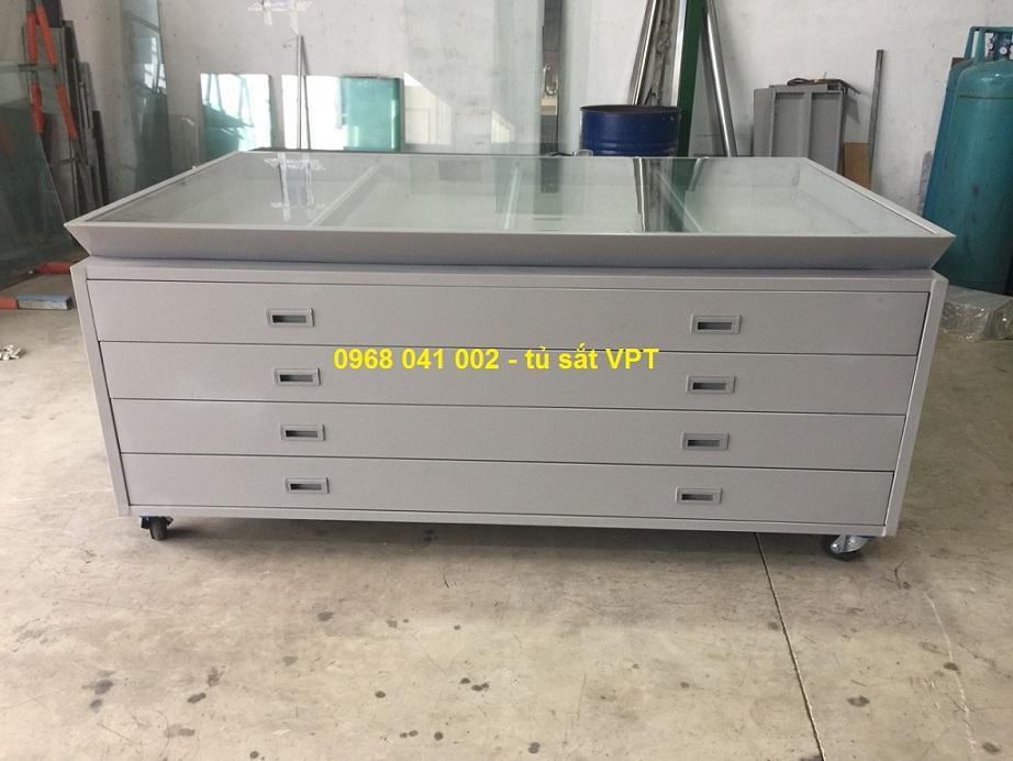tủ sắt để bản vẽ kỹ thuật VPT